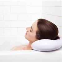 Luxury Spa Bath Pillow 【並行輸入品】  1日の疲れを癒してくれるバスタイムに...