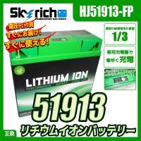 SKYRICHリチウムイオンバッテリー 互換ユアサ 51913 BMW R1200RT K1200RS/GT、K1200LTなど|baikupatuhakase