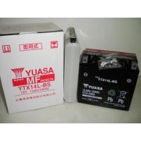 台湾 ユアサ YUASA YTX14L-BS 互換 65958-04 65984-00 XL1200R XLH883  初期充電済 即使用可能|baikupatuhakase|03