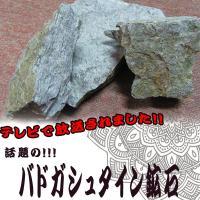 【商品説明】  テレビで、バドガシュタイン鉱石が美容と健康に良いと紹介されました!!! 反響が大きく...