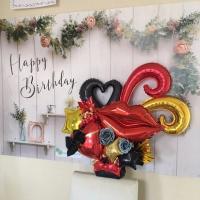 すごく人気のバルーンです。  開店おめでとう  バルーン電報  開店祝いにおすすめのバルーンギフトの...
