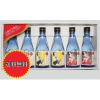 日本酒 痴虫5号 本醸造 ラベル違い 6本セット 300ml 高井株式会社