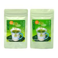 桑の葉茶 粉末 100g×2袋 青汁  国産 (熊本県産) くわの葉茶 桑茶 パウダー