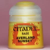シタデル ベース アヴァーランド・サンセット 12ml【CITADEL 21-01 BASE AVE...