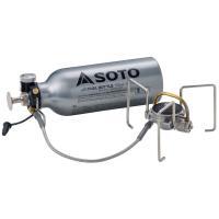 ※燃料ボトルは別売です。圧倒的な高火力(4000Kcal)、プレヒートのいらない扱いやすさ、火力調整...