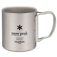 スノーピーク snowpeak MG-052FHR チタンダブルマグ300mlフォールディングハンドル/国内正規品/正規品取扱店