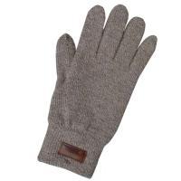 裏面はリングパイル編みで保温性が高いウールグローブ。 マシンウォッシャブル加工済み。