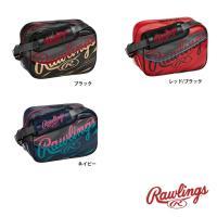 ローリングス ミニエナメルショルダーバッグ!  ローリングスロゴを斬新にデザイン。 Rawlings...