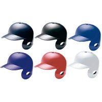 ●軟式野球用片耳打者用ヘルメット●メーカー名:ミズノ(MIZUNO)●メーカー品番:右打者用(2HA...