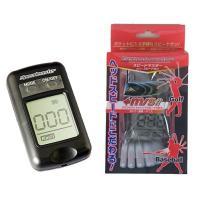 ポケットに入る手軽なスイングスピードガン! 数字でヘッドスピードを把握して、技術向上をバックアップ。...