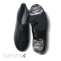 Capezio(カペジオ)タップシューズ443 TIC TAP TOE・トッグル(ゴム紐)仕様(子供用)