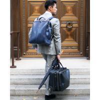ビジネスバッグ ダレスバッグ ビジネスリュック メンズ  B4 日本製 豊岡 ダレスリュック 3way Y3 Y-0003|basicstyle|04