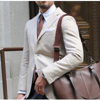 ビジネスバッグのスペア用の肩パッド付きショルダーベルトの単品販売。長さ調節が出来て、116cmまで長...