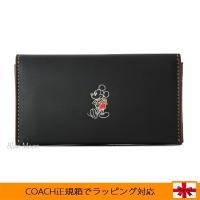 ブランド:COACH/コーチ  品名:コーチ(COACH)グラブカーフレザー COACH×DISNE...