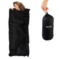 ・寝袋のインナーとして使用可能な、フリース素材でやさしい肌触りに仕上げたインナーシュラフです。25c...