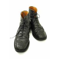 #Trickers #トリッカーズ #メンズ #男性 #MEN #シューズ #カントリーブーツ #靴...