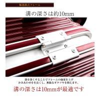 スーツケース 小型 軽量 キャリーケース キャリーバッグ アルミフレーム Sサイズ