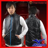 2つの熱源(発熱×電熱)を手に入れたサーモブリッド。ジャケットの下や、コートの下に着て温かく。●サー...
