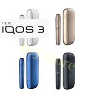 iQOS3 アイコス3 新発売 ホワイト ゴールド ブルー グレー 国内正規品