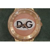 D&Gのメンズ時計のご紹介です。   ブランド名:ドルチェ&ガッバーナ D&G 品名:ラウンドケース...