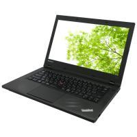 中古 ノートパソコン Lenovo レノボ ThinkPad L440 20ASA0NQJP Core i5 メモリ:4GB 6ヶ月保証|be-stock
