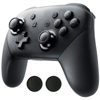 新品 Switch Proコントローラー アナログスティックシリコンカバー付き