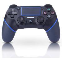 PS4コントローラー ワイヤレス タッチパッド 3D加速度センサー、重力感応、6軸機能、イヤホンジャック付き