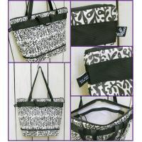 Buck ProductsxTy Williams Zip Tote Bag Small 2way handle / バック プロダクツ ジップ トート スモール