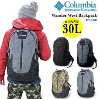 【SALE★7%OFF】【送料無料】  Wander West Backpack 30L 野外フェス...