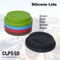 CupsCO Silicone Lids  タンブラーのシリコンラバー製のフタです。  ・高品質フー...