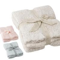 ベアフットドリームス ブランケット Cozy Chic Heatherted Blanket [ #...