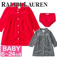 ■商品説明 ポロ ラルフ ローレン Velour solid dresses knit お袖は可愛ら...