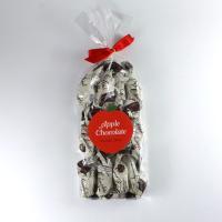 りんごチョコレート 12粒入パック(プレーン味)|bebebe|02
