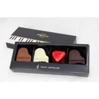 ゴーセンスチョコレート  ピアノ&ハートセット 4粒入 bebebe 04