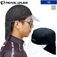 パールイズミ PEARLIZUMI 98 レインキャップ 2017年モデル 秋冬 春夏  自転車 ウ...