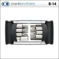 Crank Brothers(クランクブラザーズ) B-14 携帯ツール【自転車 携帯工具】  b ...