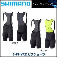 shimano(シマノ) S-PHYRE ビブショーツ 2017年モデル 春夏 自転車 ウェア   ...