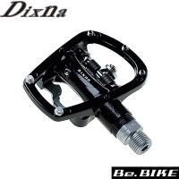 Dixna FPスポット クリップレスペダル パウダー ブラック ペダル  コンパクトデザインが人気...