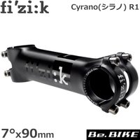 fi'zi:k(フィジーク) Cyrano(シラノ) R1.ステム(31.8) 7°x90mm 自転...