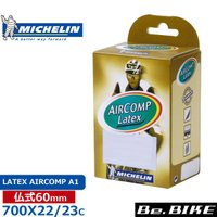 Michelin(ミシュラン) LATEX AIRCOMP A1 700X22/23C FV 60 ...