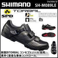 SH-M089LE 【ブラック】【ワイドタイプ】 SPD シューズ シマノ shimano オフロー...