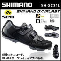 SH-XC31L【ブラック】 SPD シューズ シマノ shimano XCレーシング クロスカント...
