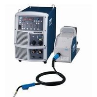 デジタルインバータ制御式CO2/MAG自動溶接機  【特長】 ●低電流域から高電流域までアークの安定...