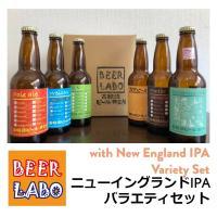 6種類!珠玉のクラフトビールバラエティーセット(NEW ENGLAND IPA ver.)