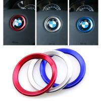 BMW車用のステアリグホイール エンブレム デコレーションリングです。  ・付属の両面テープで簡単に...