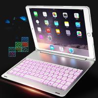 バックライト付き 2019 新型 iPad mini5 Air3 Air 2 iPadPro11 iPad 6 5 Pro 10.5 12.9 キーボードケース 7色 iPad mini 4 3 2 Bluetooth キーボード アルミ