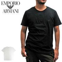 EMPORIO ARMANI エンポリオアルマーニ 110821 CREW-NECK TEE クルーネック Tシャツ (メール便対応)