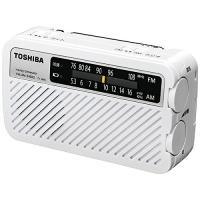メーカー名:東芝(TOSHIBA) 商品名:手回し充電ラジオ 型式:TY-JKR5 JAN:4560...