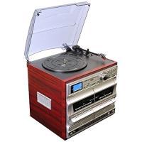セット内容|MA-811本体、リモートコントローラー(動作確認用電池含む)、45回転レコード用アダプ...