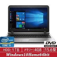 液晶サイズ:15.6インチ (1920×1080表示 非光沢) Intel HD Graphics5...